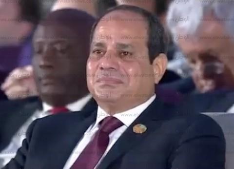 الرئيس السيسي: يجب تدعيم الحوار بين المنطقتين العربية والأوروبية