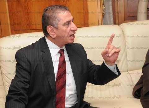 محافظ كفر الشيخ ينعى شهداء كنيسة مارمينا في حلوان