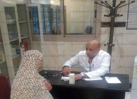 """""""الصحة"""" : عيادات البعثة الطبية للحج توقع الكشف على 4958 حاج مصري"""