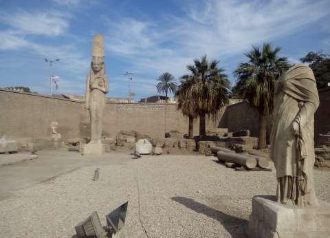سوهاج: معبد «رمسيس الثانى» فى أخميم كشف ينتظر استكمال التنقيب منذ 37 عاماً