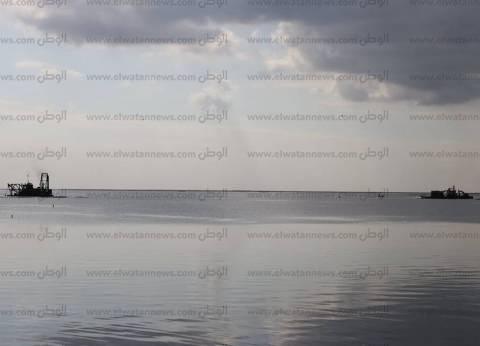 غلق بوغازي ميناء مرسى مطروح والسلوم لسوء الأحوال الجوية