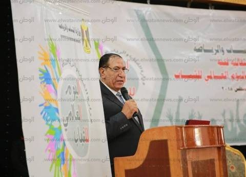 """وكيل """"رياضة كفر الشيخ"""": شباب العالم يحتاج مساحات آمنة للحرية والتعبير"""