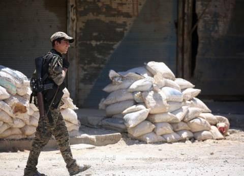 """""""القنص"""" و""""الألغام"""" تعيق تقدم """"سوريا الديمقراطية"""" عن التقدم في الرقة"""