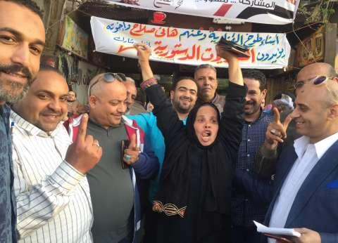 خفاجى: مشاركة الشباب فى الاستفتاء تبرز الوجه الديموقراطي لمصر