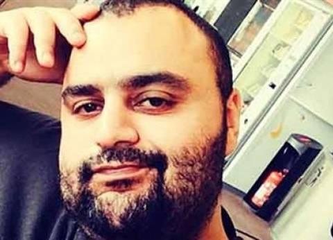 """""""شيكو"""" يعزي أحمد الفيشاوي في وفاة والده: ربنا يصبرك"""