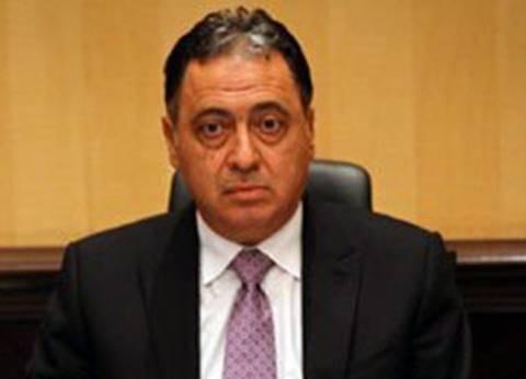 وزير الصحة ينفي عدم توافر أكياس الدم بالمستشفيات المحتجز بها مصابي التفجير