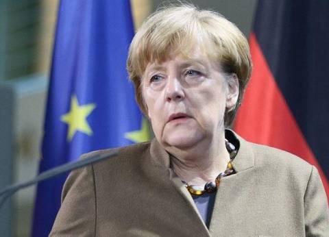 ميركل: برلين تدعم جهود التوصل إلى حل سياسي لإنهاء الأزمة السورية
