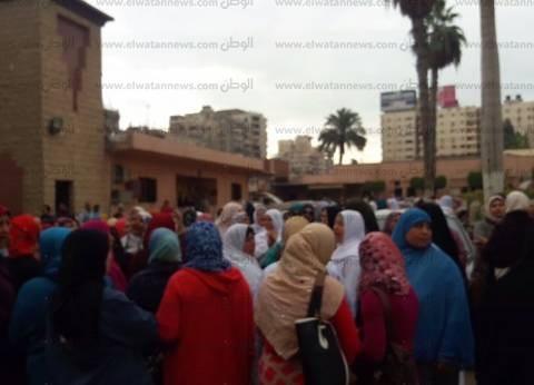 إضراب ممرضات مستشفيات جامعة الزقازيق للمطالبة بمستحقاتهن المالية