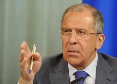 لافروف: المساومة على رحيل الأسد مقابل مكافحة الإرهاب أمر غير واقعي