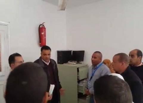 الرقابة الإدارية تكشف تعطل أجهزة الأشعة والأكسجين بمستشفى سفاجا