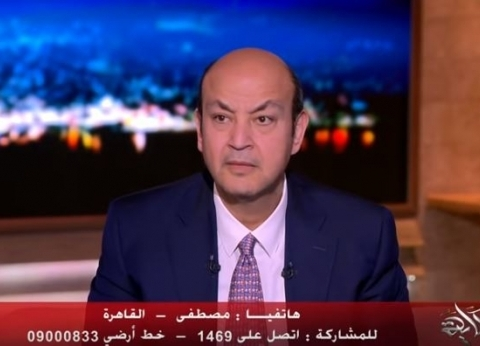 """أديب عن مسلسل """"حكايتي"""": """"بيدينى إحساس إن مصر كلها قد الدوحة"""""""