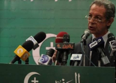 فؤاد بدراوي: المرحلة المقبلة تحتاج جهد وعمل جميع الوفديين