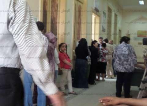 إقبال متوسط على لجان مدارس بولاق في اليوم الثاني للانتخابات