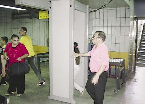 «فضالى»: الانتهاء من تركيب 2300 «كاميرا مراقبة» فى المترو بتكلفة 47.5 مليون جنيه