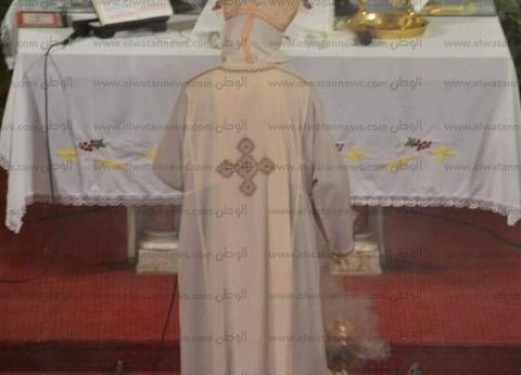 الكنيسة الكاثوليكية في الإسكندرية تحتفل بليلة عيد الميلاد المجيد