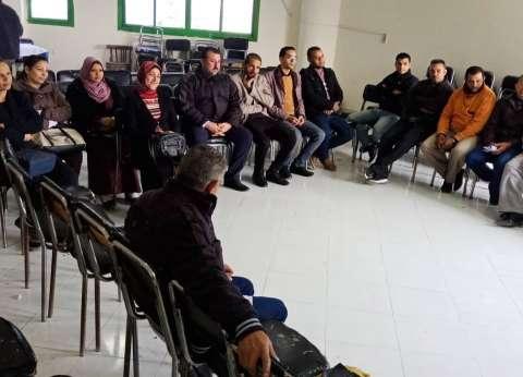 تنظيم دورة تدريبية حول تنشيط السياحة الداخلية في المنيا
