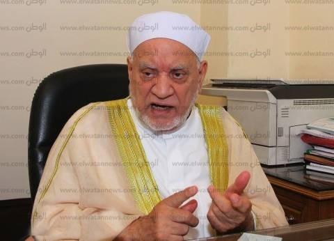 أحمد عمر هاشم يؤيد نائب رئيس جامعة الأزهر في تحركاته للحصول على حقه
