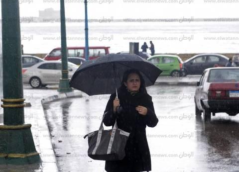 """""""التنبؤ بالفيضان"""" ينشر خرائط أماكن سقوط الأمطار خلال الأيام المقبلة"""