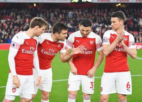 بث مباشر لـ مباراة أرسنال ورين اليوم الخميس 14-3-2019