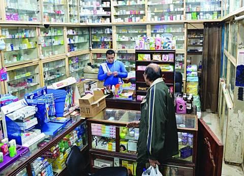 شعبة الأدوية بالإسكندرية تهاجم «الدليفرى».. يسهم فى انتشار منتجات مغشوشة