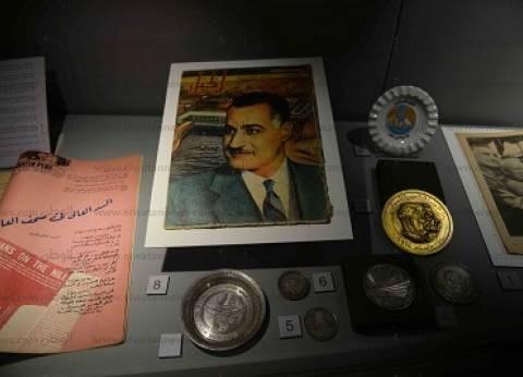 متحف الزعيم فى منشية البكرى.. هنا عاش «موحِّد العرب»