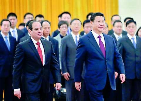 «السيسى» يشارك فى قمة «بريكس» لتعزيز التعاون الاقتصادى مع الصين