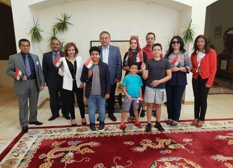 سفير مصر بأستراليا: ارتفاع نسبة التصويت في اليوم الثاني للانتخابات
