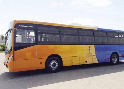 اختيار حافلات «فولفو» شريكاً فى تطوير البنية التحتية بالإسكندرية
