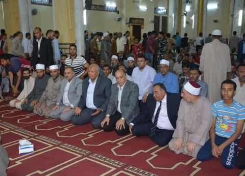 محافظ الوادي الجديد يشهد الاحتفال بذكرى غزوة بدر الكبرى