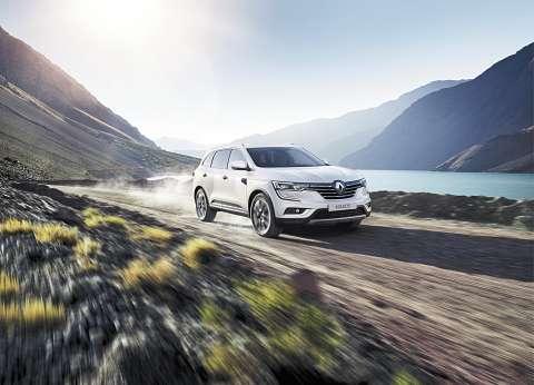 رينو «DRIVE THE FUTURE» تستهدف إيرادات تتخطى 70 مليار يورو