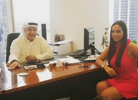 """راندا حافظ بعد الانضمام لـ""""روتانا"""": سعيدة بالتعاون مع أكبر شركة إنتاج"""
