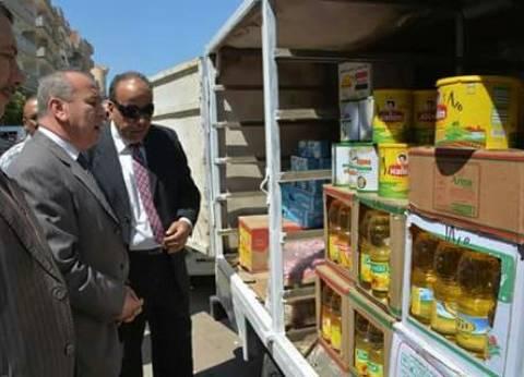 """""""الوزراء"""": السلع الغذائية متوفرة بمعارض """"أهلا رمضان"""" بأسعار تنافسية"""