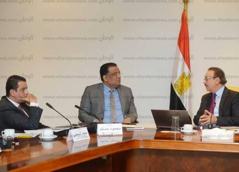 "رئيس ""اتصالات مصر"": ""قرار المشغل الخامس مش قراري"""