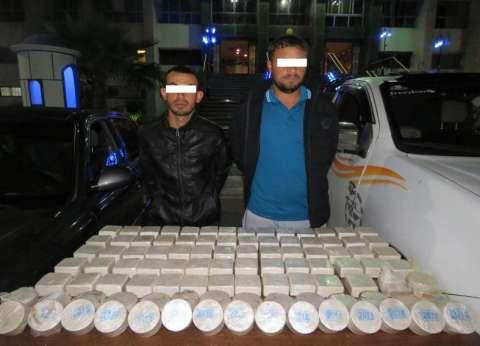 الأمن العام يضبط 26 كيلو هيروين بحوزة عصابة بالإسماعلية