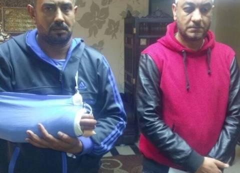 بالصور  مديرية أمن القاهرة تكشف تفاصيل قطع يد شاب في الشرابية