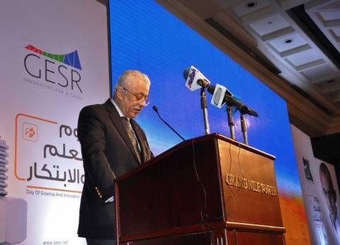شوقي: تطوير التعليم الفني يؤثر بالإيجاب على الاقتصاد المصري