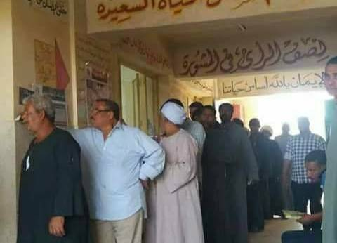 رغم العواصف.. إقبال كبير من الناخبين بالبحر الأحمر في الساعة الأخيرة