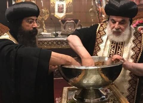 """الكنيسة تحتفل بذكرى وفاة """"الأبح"""" في البحر الأحمر"""