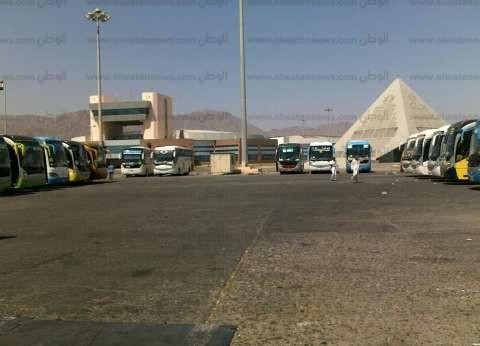 ميناء نويبع يستعد اليوم لاستقبال 455 راكبا ومغادرة 11 تريلا