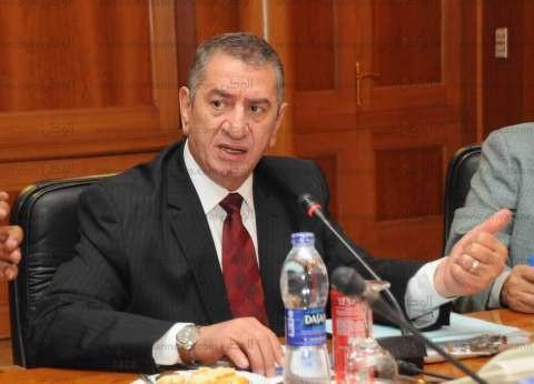 محافظ كفر الشيخ: ندعم القوات المسلحة في حربها على الإرهاب ونقف خلفها