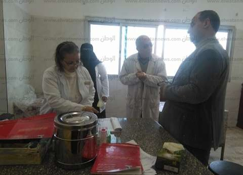 """وكيل """"صحة شمال سيناء"""" يفتتح المكتبة العلمية الثقافية بمستشفى العريش"""