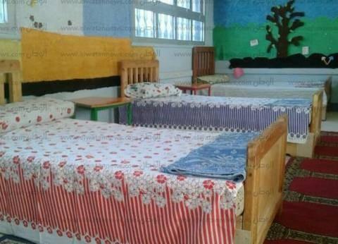 بالصور| محافظ دمياط: تجهيز 29 استراحة للمعلمين استعدادا للامتحانات