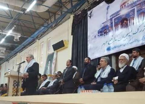 مسؤول إيراني: نقف ضد محاولات تقسيم العراق وسوريا واليمن