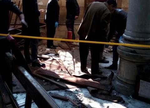 """رئيس الرعاية الحرجة بالصحة: ارتفاع حالات وفاة حادث تفجير """"الكنيسة البطرسية"""" لـ 24"""