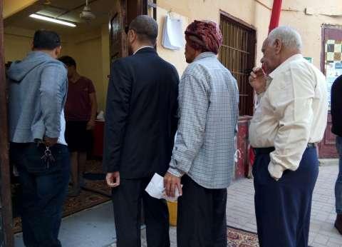 بدء العملية الانتخابية بلجان السيدة زينب