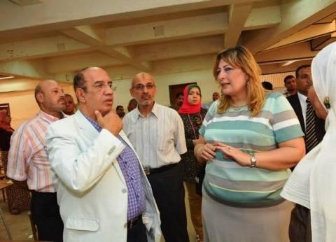 رئيس جامعة أسيوط يناشد الوزراء سرعة تكييف 3 صالات امتحانات