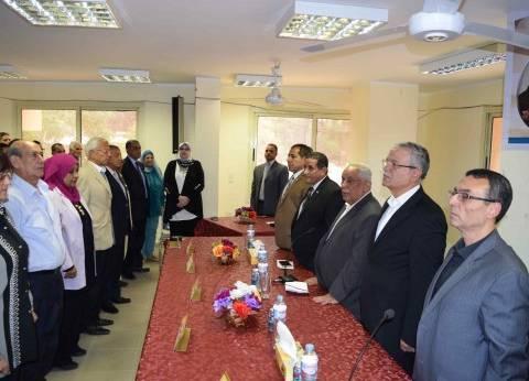 محافظ المنيا: احترام المعلم وتقديره واجب على الجميع
