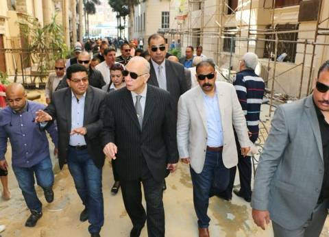«عبدالحميد»: تطوير منطقة «البورصة» ضمن «القاهرة الخديوية»