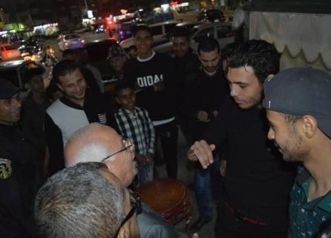إغلاق اللجان الانتخابية في اليوم الأول ببورسعيد