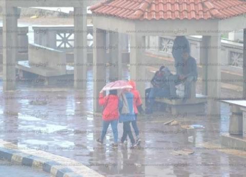 """""""الأرصاد"""": التغيرات المناخية تسببت في دخول الشتاء لمصر مبكرا"""